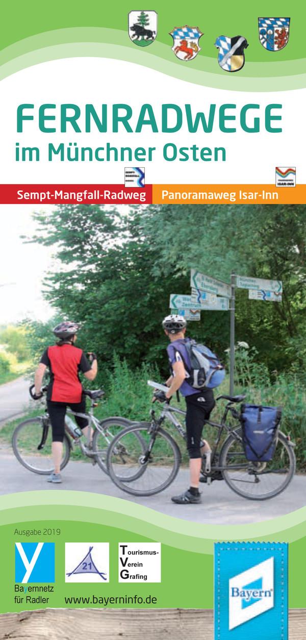 Fernradwege im Münchner Osten