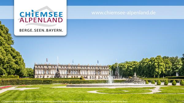 Hintergrund-Videokonferenz-Schloss