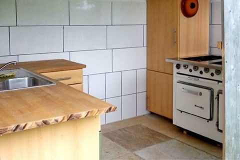 Tipidorf Venusberg - Küche