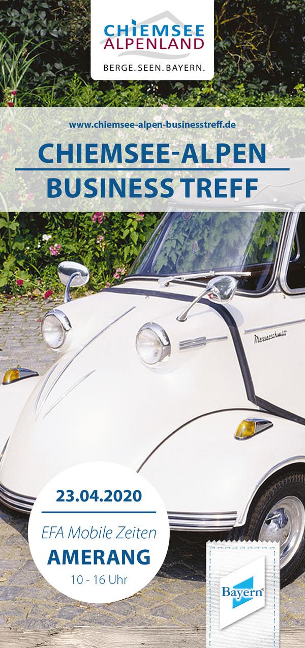 Chiemsee-Alpen Business Treff 2020